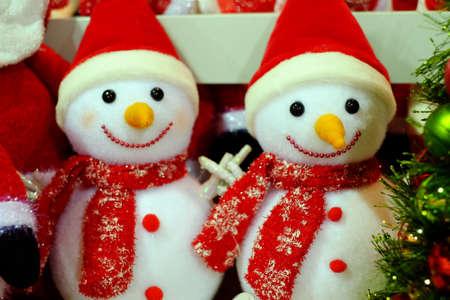 Snowman dolls