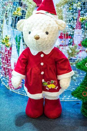 White Bear Christmas
