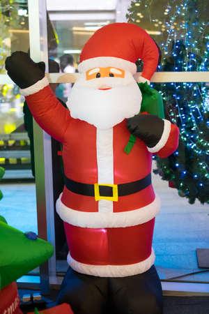 santaclaus: Santa Claus doll