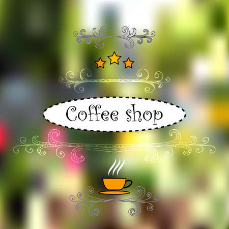 Design for cofee shops.