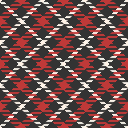 Classic tartan, Picnic tablecloth, Gingham, Buffalo, Lamberjack, Merry Christmas check plaid seamless patterns. Hand draw 矢量图像