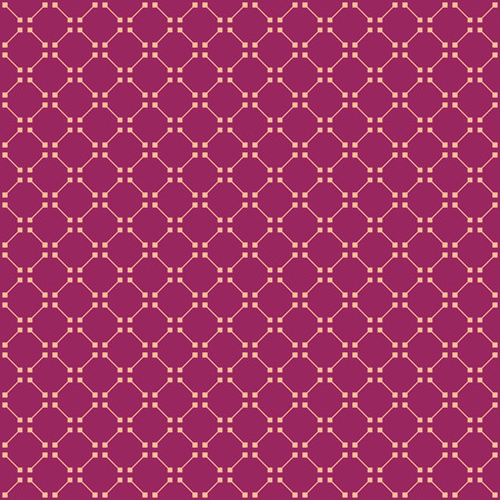 Geometric seamless - color background. Hand draw