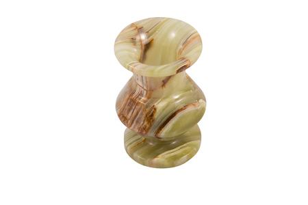 onyx: vase from onyx