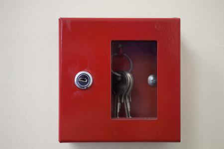 release: emergency door release