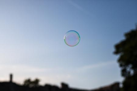 wet flies: bubble in the sky