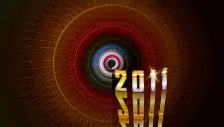 2011 Stock Photo - 8598907