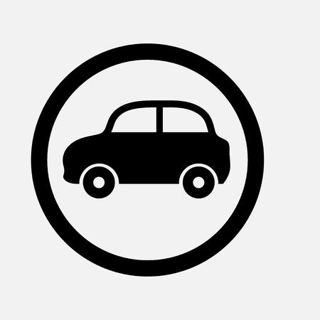 fully: icon car ride avtobobile image, web icon, icon car, fully editable vector format, EPS 10 Illustration