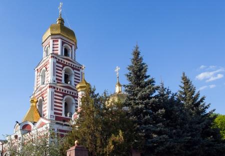 Svyato-Panteleymonovsky church in Kharkiv, Ukraine Stock Photo - 18080928
