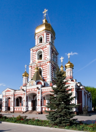 Svyato-Panteleymonovsky church, Kharkov, Ukraine Stock Photo - 18080874