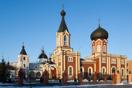 Church of Peter and Paul, Kharkov, Ukraine Stock Photo - 18080926