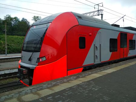 High-speed electric train
