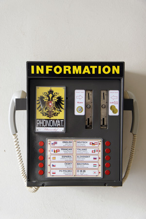vena: information box in VENA