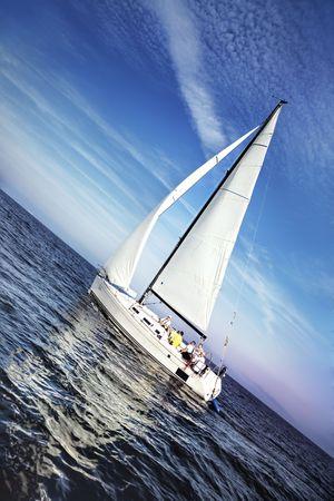 Eine kleine Reise am Schwarzen Meer am Ende des Sommers