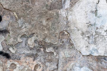 achtergrond van het oude gips muur