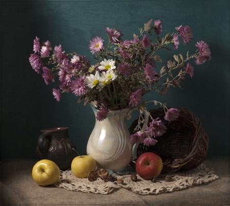 Chrysantemum boeket bloemen