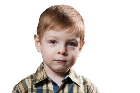 Photo of adorable young boy Stock Photo - 13999199