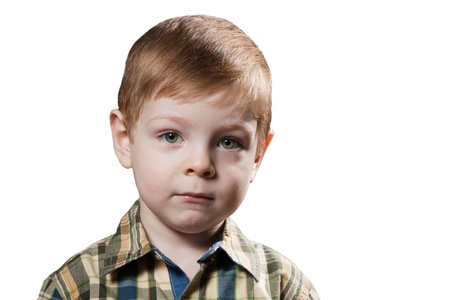 Photo of adorable young boy Stock Photo - 13999199