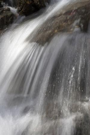 streamlet: Mountain stream Stock Photo
