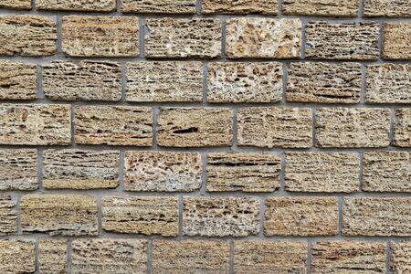 Background of stone wall texture Фото со стока
