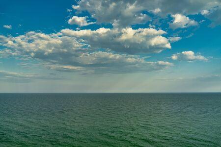 Photo of an amazingly beautiful sea landscape