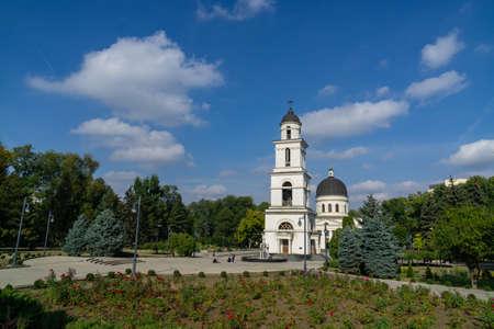Nativity Main Central Cathedral. Chisinau City.