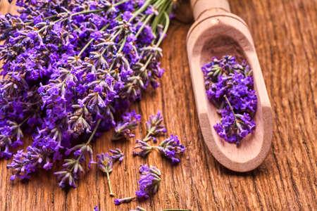 Bunch of Lavender flowers board