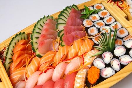 Sushi Goumet Stock Photo
