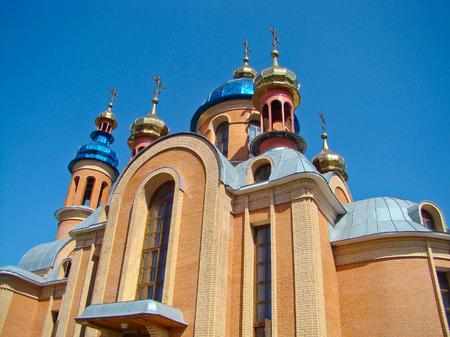 ukraine: New church, Ukraine