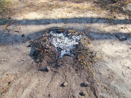 extinguish: extinguish campfire