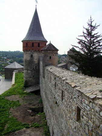 fortress: Kamyanets-podilsky fortress