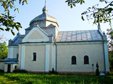 ukraine: church, Ukraine