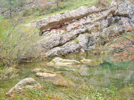 crimean: Rocks in Crimea, Ukraine