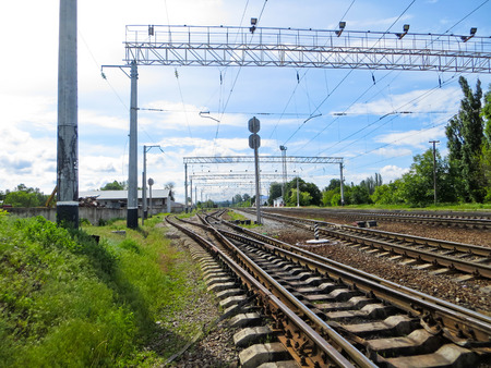 ferrocarril: Ferrocarril