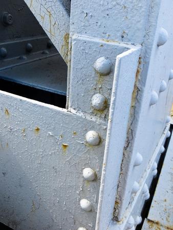 rivets: Rivets on Bridge