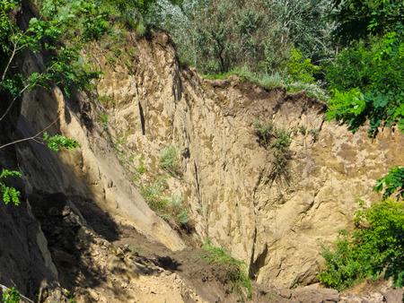 steep: Sand steep