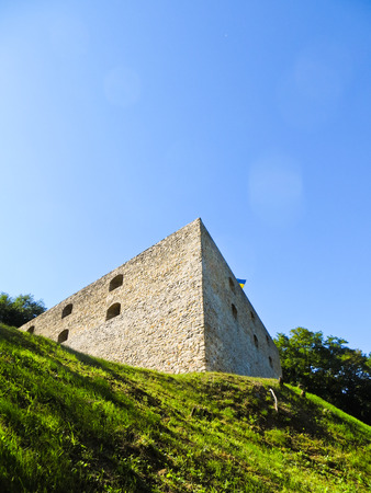 Bastion of Petro Doroshenko in Chigirin, Ukraine