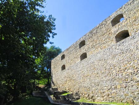 bastion: Bastion of Petro Doroshenko in Chigirin, Ukraine