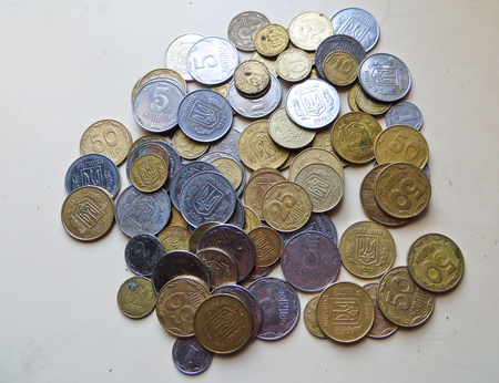 ukrainian: Ukrainian coins