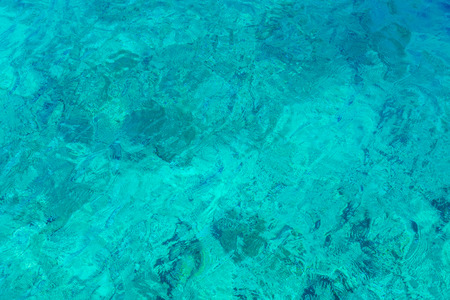 Background of the Red sea water surface
