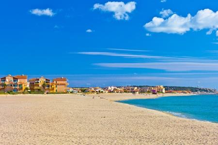 Mediterranean sea coast. Nice France. Stock Photo - 10454761