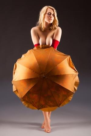 Attrayant femme nue Banque d'images - 15425739
