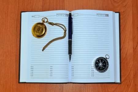 daily planner: daily planner