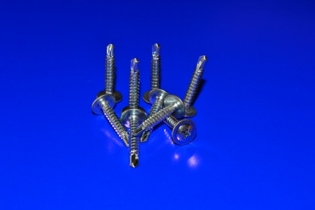 industrially: screws