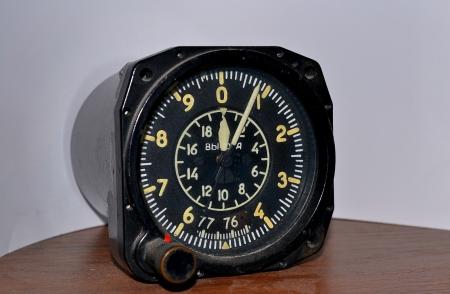 altimeter: altimeter