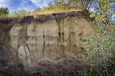 runoff: clay hills