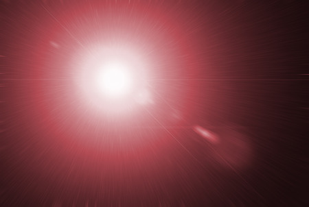 supernova: Abstract background texture pattern with artistic view on supernova explosion in red. Stock Photo