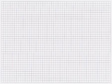 Texture background: blank sheet of a paper with a grid. Can be used as a template. Stock Photo