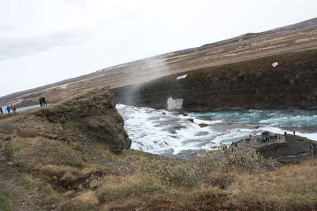 Iceland water flow