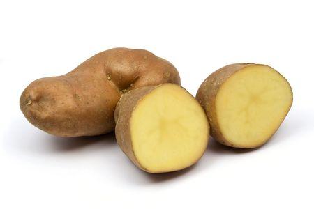 spud: Raw potato