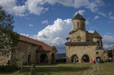 kutaisi: Gelati, The Monastery of the Virgin, Kutaisi, Georgia Stock Photo